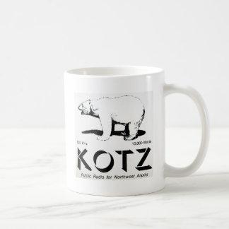kotz logo coffee mugs