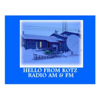 kotz post card