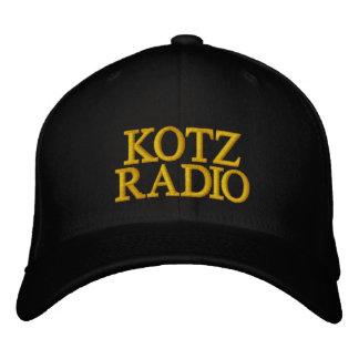 KOTZ, RADIO GORROS BORDADOS