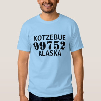 KOTZEBUE ALASKA 99752 CAMISAS