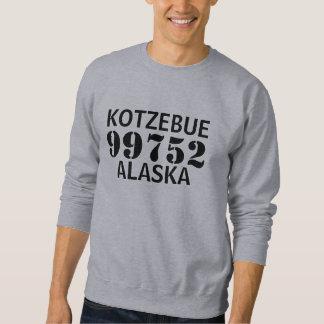 KOTZEBUE ALASKA 99752 PULLOVER SWEATSHIRT