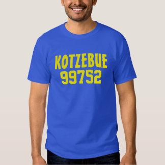 KOTZEBUE ALASKA 99752 SHIRT