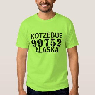 KOTZEBUE ALASKA 99752 T SHIRT