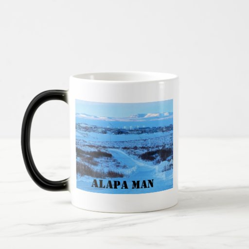kotzebue alaska coffee mug