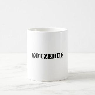 KOTZEBUE COFFEE MUG