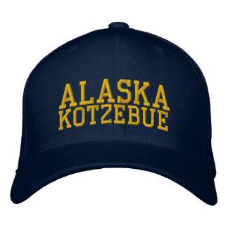 Kotzebue de Alaska Gorro Bordado