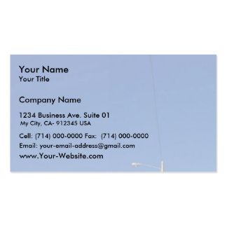 Kotzebue Waterfront Double-Sided Standard Business Cards (Pack Of 100)