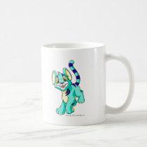 Kougra Blue mugs