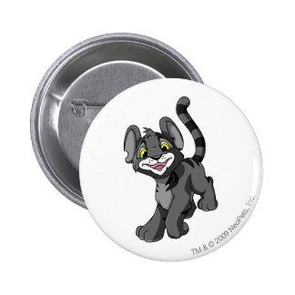 Kougra Shadow 2 Inch Round Button