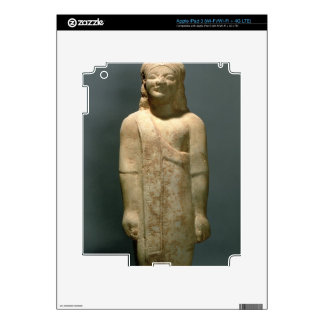 Kouros Dionysermos, Greek, Archaic Period, c.600 B iPad 3 Decal