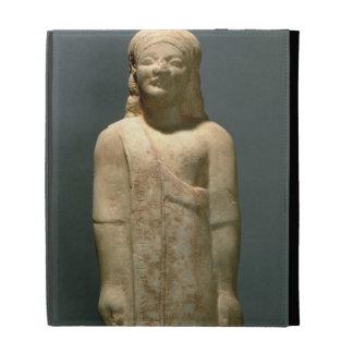 Kouros Dionysermos, Griego, período arcaico, c.600