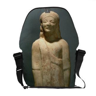 Kouros Dionysermos, Griego, período arcaico, c.600 Bolsa De Mensajería