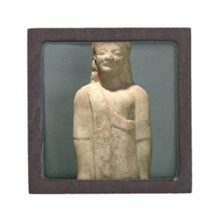 Kouros Dionysermos, Griego, período arcaico, c.600 Cajas De Regalo De Calidad