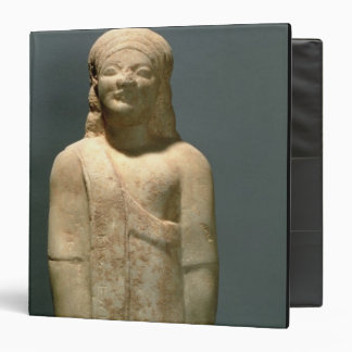 """Kouros Dionysermos, Griego, período arcaico, c.600 Carpeta 1 1/2"""""""