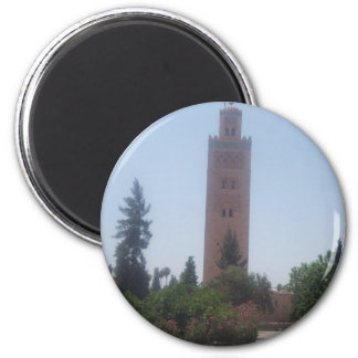 Koutoubia 2 Inch Round Magnet