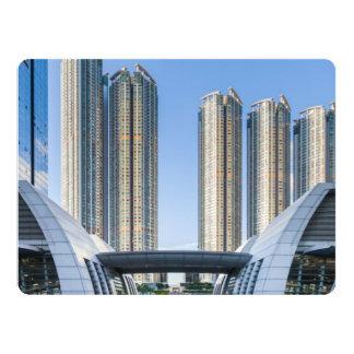 Kowloon Station Union Square, Hong Kong Card