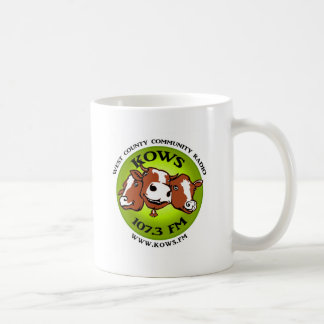 kows logo coffee mug