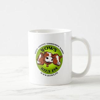 kows logo coffee mug