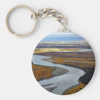 Koyukuk river keychain