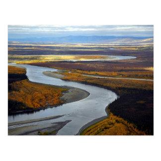 Koyukuk river postcard
