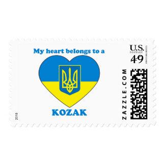 Kozak Postage