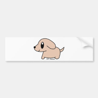 KP Friends INU Bumper Sticker