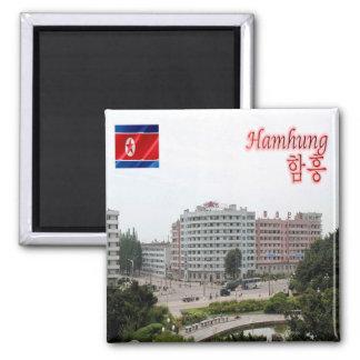 KP - North Korea - Hamhung Magnet