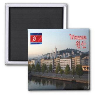 KP - North Korea - Wonsan Magnet