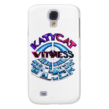 Valentines Themed KP Unique KatyCat Witness Samsung Galaxy S4 Case