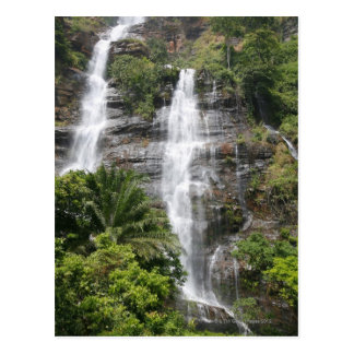 Kpalime waterfalls Central Togo West Africa 2 Post Card