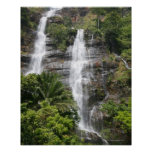 Kpalime waterfalls. Central Togo, West Africa 2 Poster