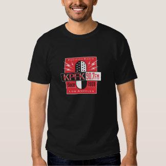 KPFK 1959 Logo T-Shirt