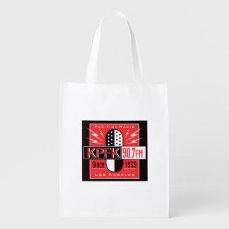 KPFK Reusable Grocery Bag