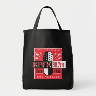 KPFK Tote Bag