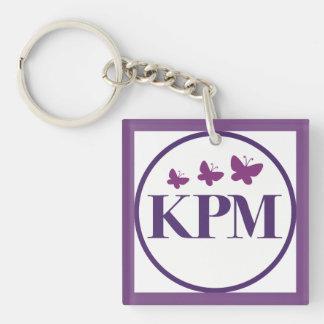 KPM Butterfly Keychain