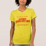 Kpop Addiction (Female) T-shirt