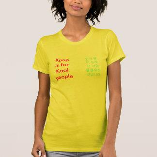 Kpop is for Kool People T-Shirt