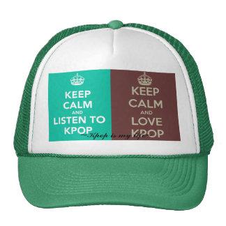 Kpop is my Life~ Trucker Hat