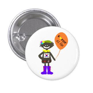 KPOP No.1 Fan vector art Pin