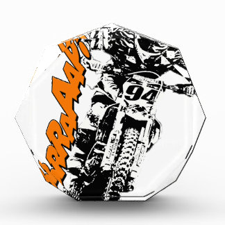 KR94bikebrap.png Acrylic Award