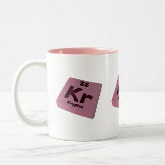 Kr Krypton Mug