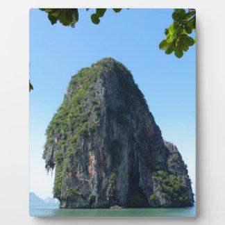 Krabi beach, Thailand. Photo Plaques