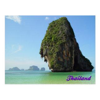 Krabi, postal de Tailandia