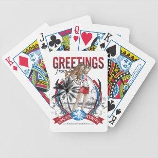 Kracker Life Palying Cards 1 Poker Deck