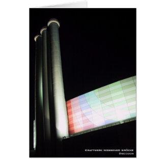 Kraftwerk Nossener Brücke Card