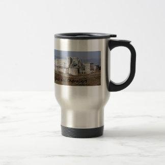 Krak Des Chevaliers, a Crusader Castle Travel Mug