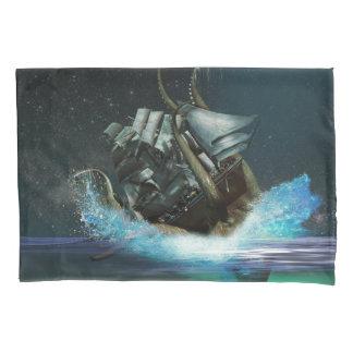 Kraken Attack (2 sides) Pillowcase