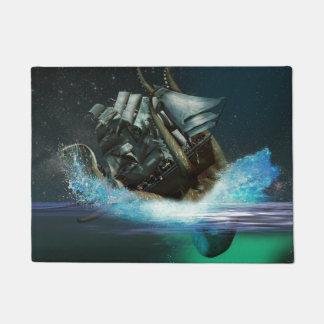 Kraken Attack Doormat