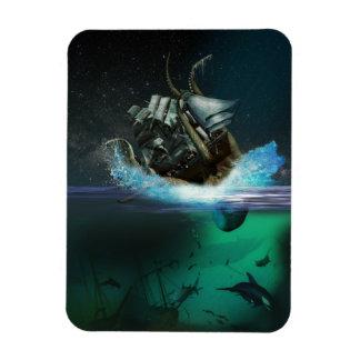 Kraken Attack Flexi Magnet