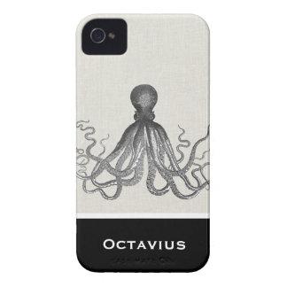 Kraken - Black Giant Octopus / Cthulu Blackberry Bold Cases